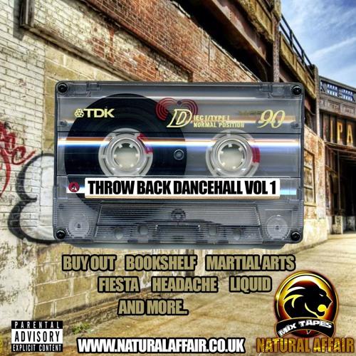 Throwback Dancehall Vol1