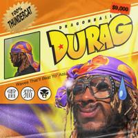 Dragonball Durag Artwork