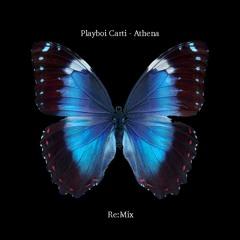 carti - athena (i wanna meet your ho) remix