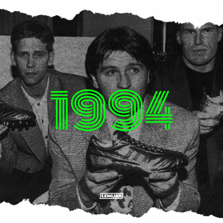 Svona var sumarið 1994