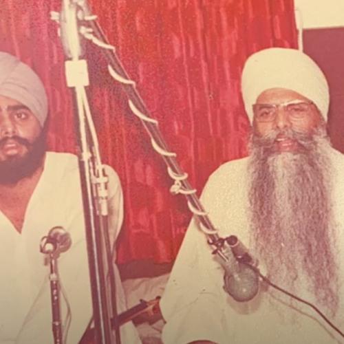 Jis Dhaa Saahib Ddaadaa Hoe | Sant Partap Singh Ji | London, UK | 27/09/1987