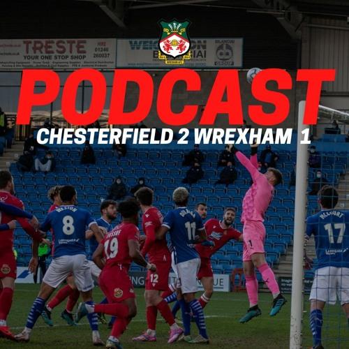 Chesterfield 2 Wrexham 1