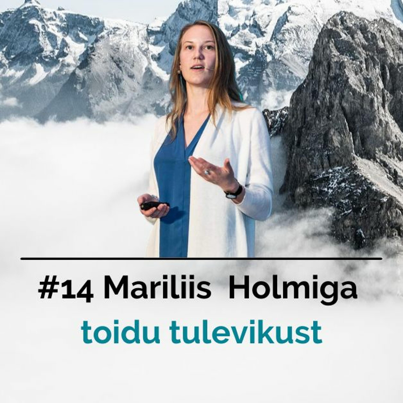 #14 Mariliis Holmiga toidu tulevikust: rakupõhised ja taimsed lihaalternatiivid