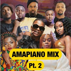 BEST of AMAPIANO 2021 HOTLIST part 2 mixed by DJ XPRESS
