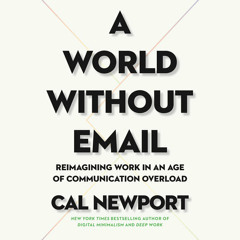A World Without Email by Cal Newport, read by Kevin R. Free