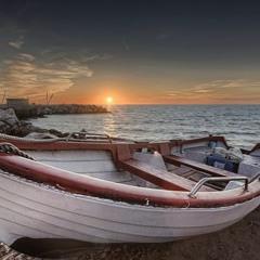 La Mer et le marin.