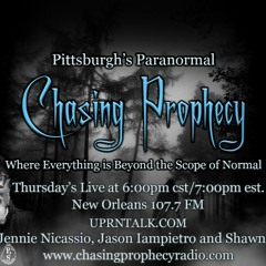 Pittsburgh's Paranormal Radio Show Chasing Prophecy With Dr. Rita Louise - And Her Views And Myth Sh