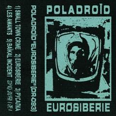 DR093 - Poladroïd - Eurosiberie - Detriti Records