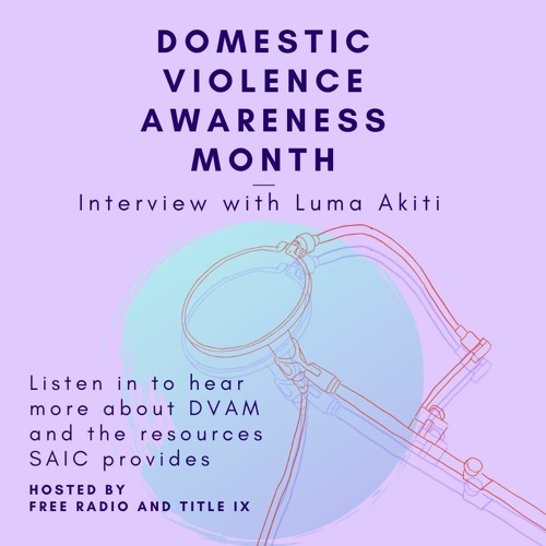 Domestic Violence Awareness Month 2021 Interview