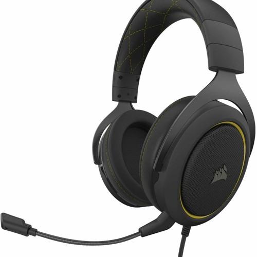 Corsair HS60 Pro mic sample