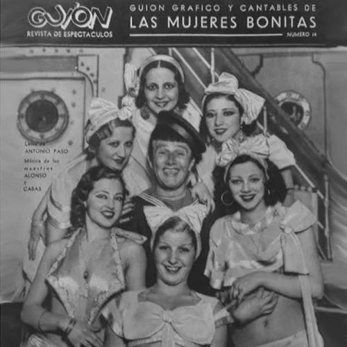 Las mujeres bonitas (1933)