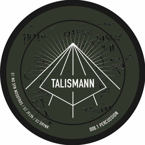 TALISMANN 008.1 - PERCUSSION PART1