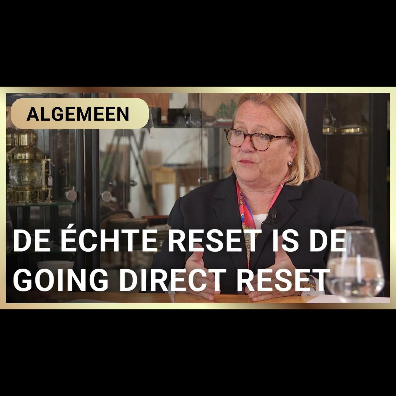 De échte reset is de Going Direct Reset - Elze van Hamelen en Catherine Austin Fitts