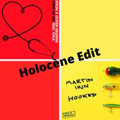 Riton X Oliver Heldens X Martin Ikin : Turn Me Hooked (Holocène Edit)