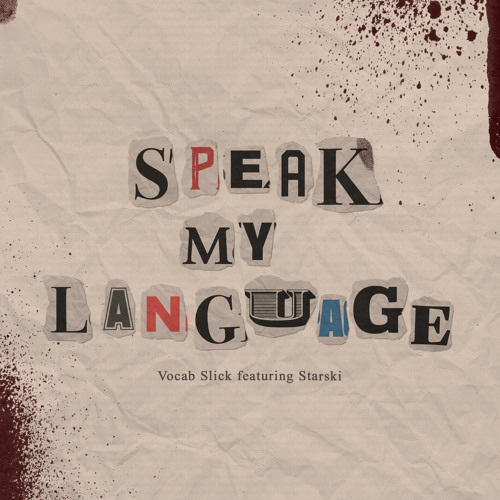 Speak My Language (feat. Starski)