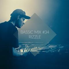 Bassic Mix #34 - Rizzle