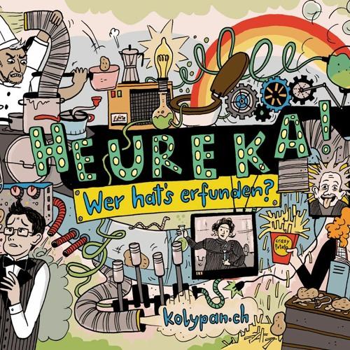 SRF2Kultur: Heureka! Wer hat's erfunden? Theater Kolypan