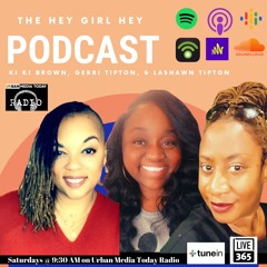 The Hey Girl Hey Podcast (Sept 25): Angelica Perez-Johnston, The Diversity Chick