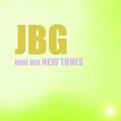 JBG New Tunes Mini Mix 09 - 2021