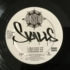 Gang Starr - Skills - Chopped & Screwed