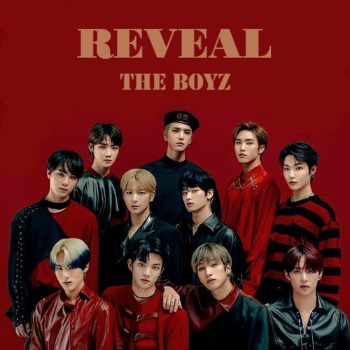 The Boyz Reveal By L2share 94