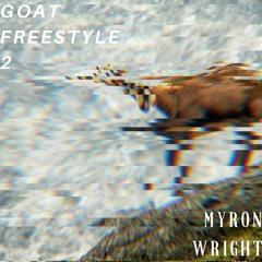 G.O.A.T. Freestyle 2