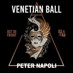 Peter Napoli - Live @ Venetian Ball Halloween 2020_basement