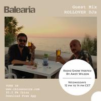 Rollover Djs for Balearia  | IBIZA Sonica Radio