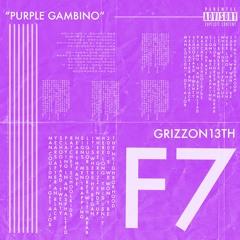 F7 (Purple Gambino)