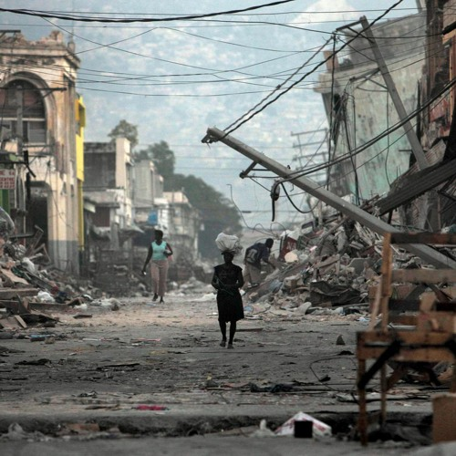 El Terremoto de Haití de 2010 by Ad Pacem