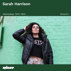 Sarah Harrison - 11 March 2020