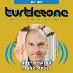 Frank Stauss im Turtlezone Interview (Teil 1)