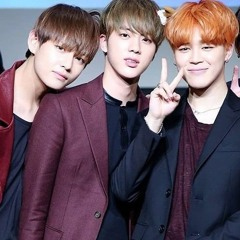 BTS Jin Jimin V - Boy In Luv - Danger - I Need U (guitar acoustic Mix Concert)