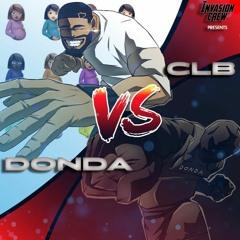 CLB vs. DONDA (Clean)