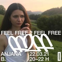 Feel Free 2 Feel Free No. 10 - Anjana B.