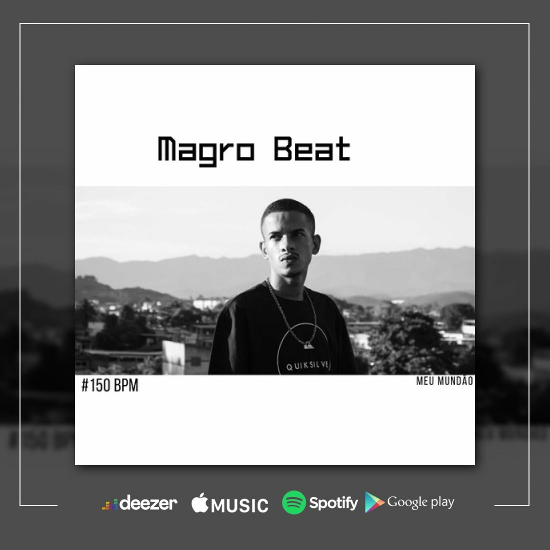 Magro Beat - Vidinha De Compromisso (Bonde do Gão Produções)