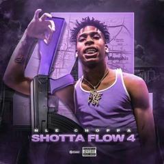 NLE Choppa - Shotta Flow 4 [ Feat Chief Keef ][ God.Mon.Eh Slug Mix ]