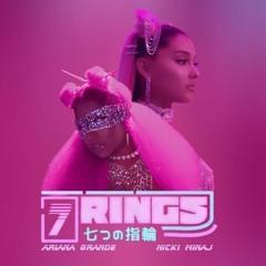 Ariana Grande - 7 Rings (No Copyright)