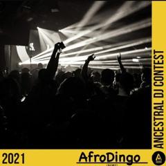 ANCESTRAL DJ CONTEST  2021 _ Afrodingo