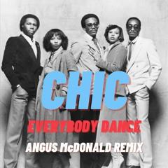 Chic - Everybody Dance (Angus McDonald Remix)