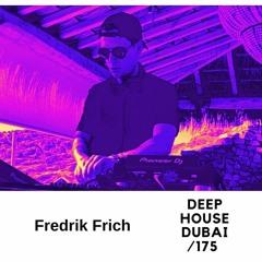 Fredrik Frich - DHD podcast 175 (June 2021)