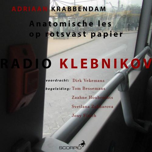 Anatomische les op rotsvast papier (Adriaan Krabbendam)