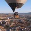 Ben Böhmer live above Cappadocia in Turkey for Cercle