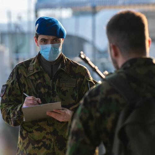 Stooszyt: Mobilmachung - Sven muss plötzlich 3,5 Monate ins Militär