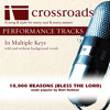 10,000 Reasons (Bless The Lord) [Performance Track with Background Vocals in E]