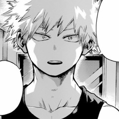 [background music + heartbeat] bakugou put a finger down but you're on the rooftop | Yagami Yato