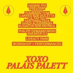 Hannie Phi @ objekt klein a // Saisonabschluss Palais Palett 25.09.2021