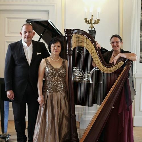 El Inmortal TRIO Tuba Piano Harp