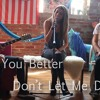 Download Treat You Better x Don't Let Me Down cover   mashup by Jada Facer and Neriah Fisher Mp3