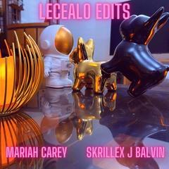 Skrillex J Balvin - In Da Ghetto (Lecea Edit)
